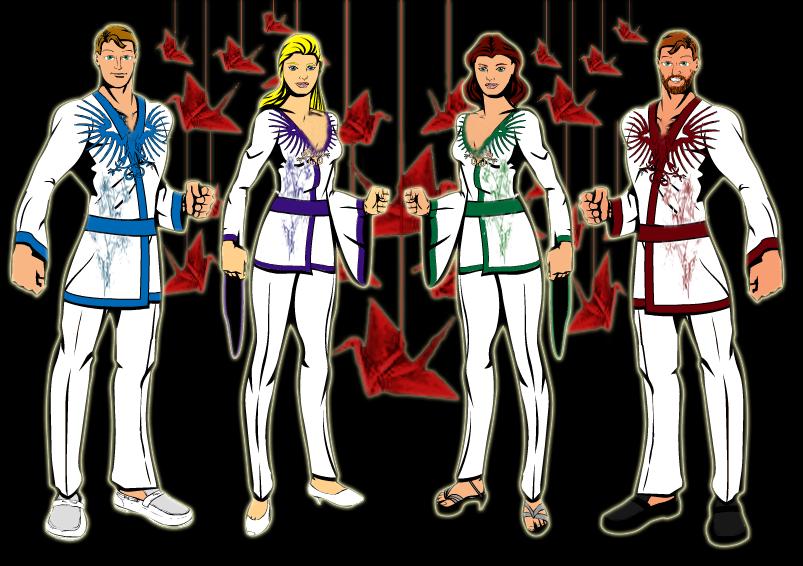 ABBA+Kimono
