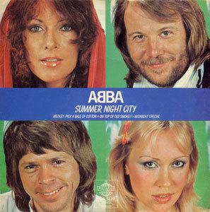 1978-Summer Night CIty