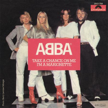 1977-Take A Chance On Me
