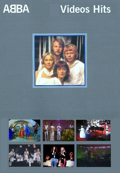 DVD - ABBA Video Hits