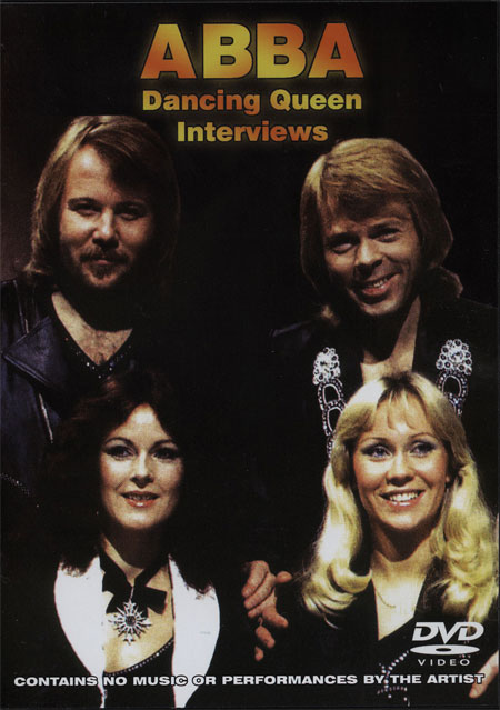 DVD - Dancing Queen Interviews