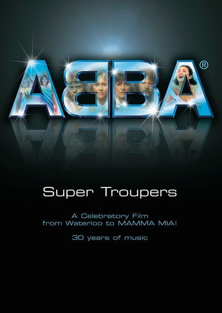 DVD - Super Troupers