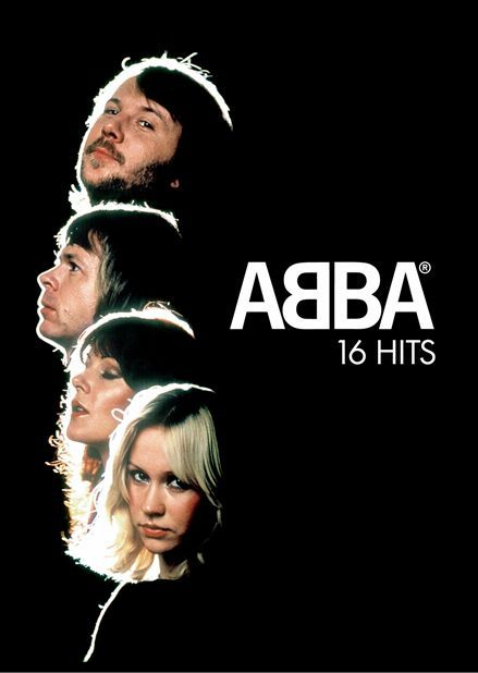 DVD - ABBA 16 Hits