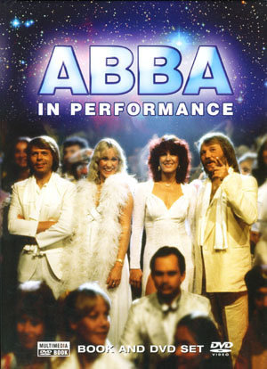 DVD - ABBA In Performance