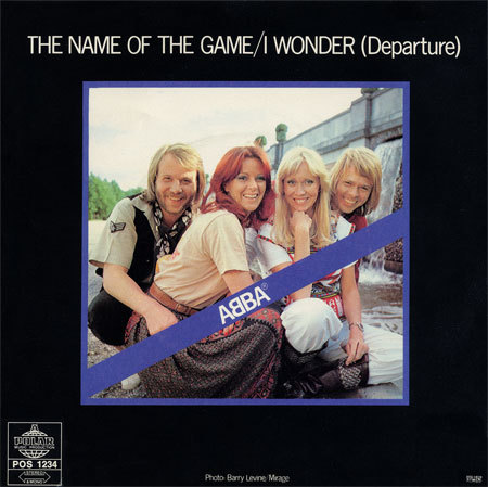 1977-The Name Of The Game