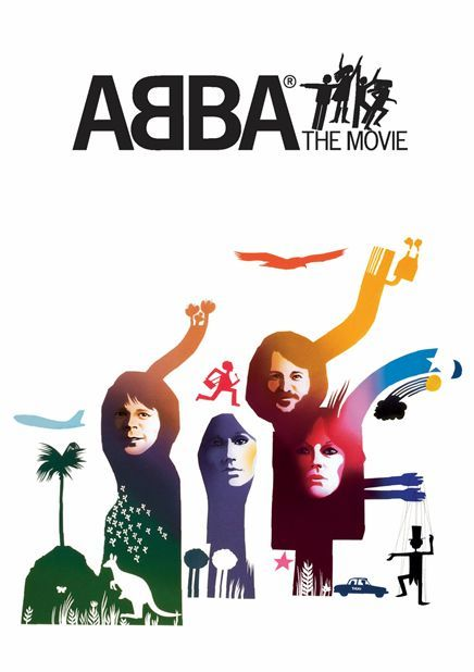 DVD - ABBA The Movie