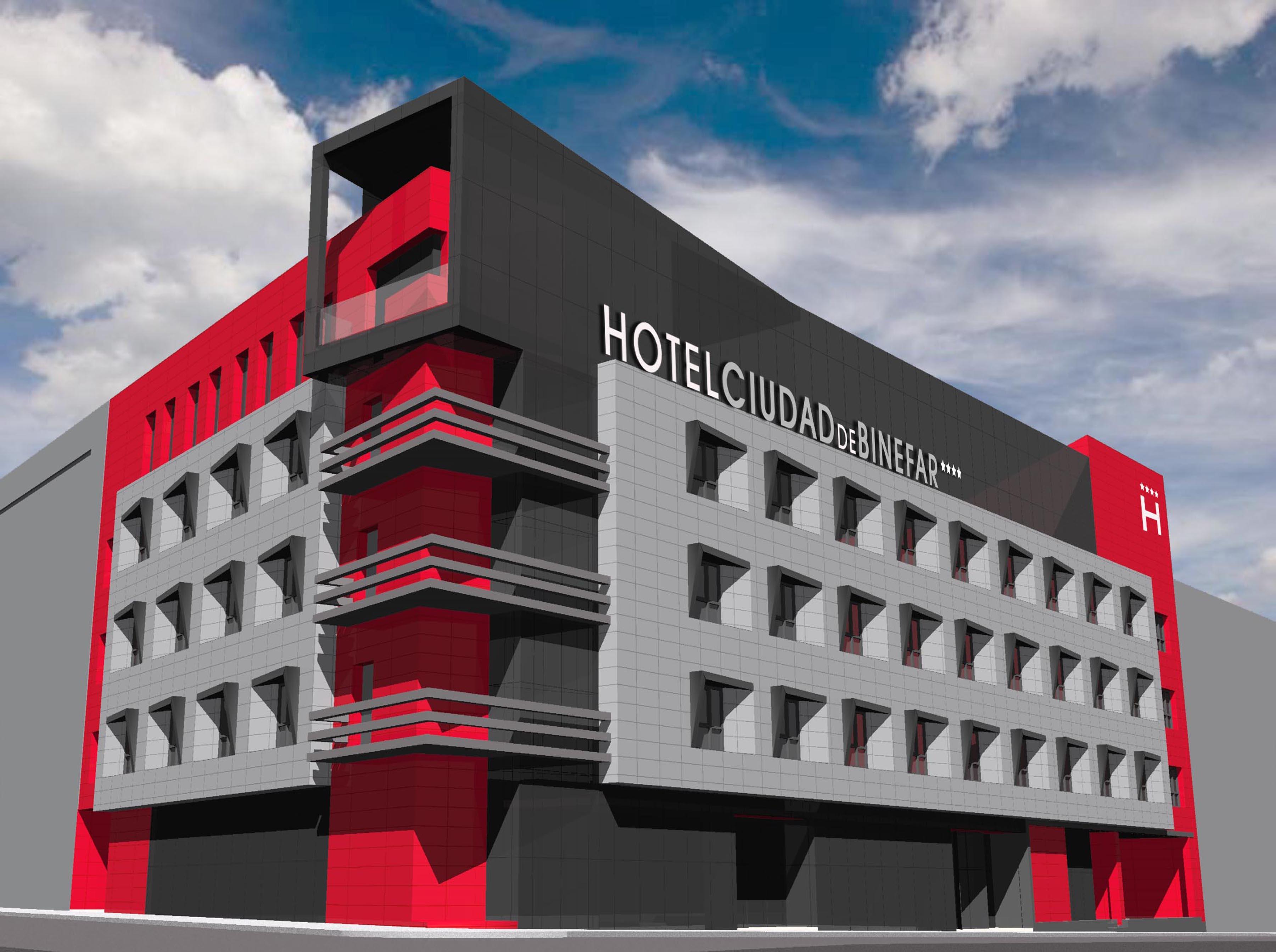 HOTEL CIUDAD DE BINÉFAR