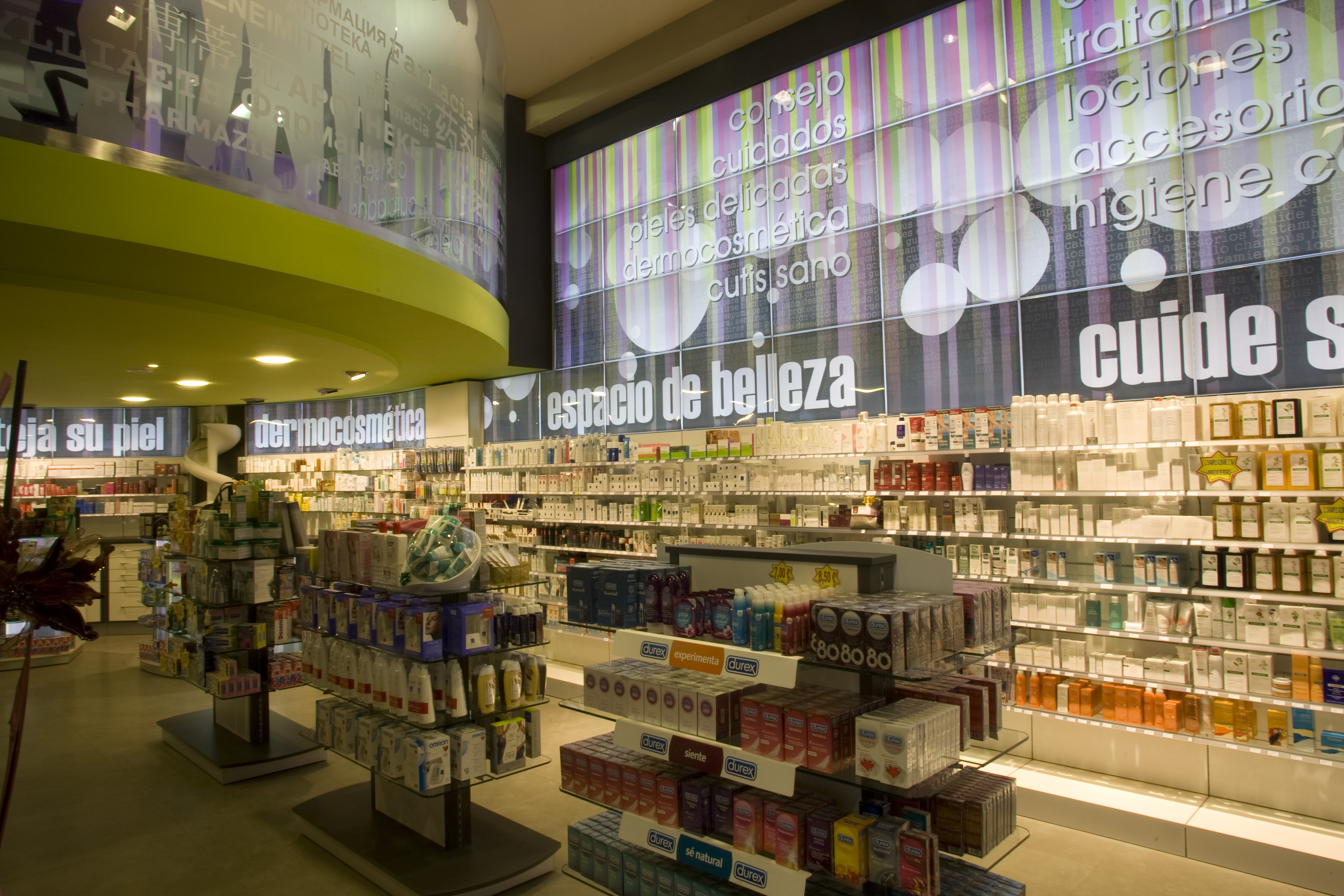 Farmacia Central - Interior
