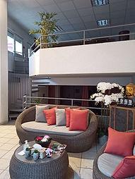 Salle attente Reflexologie, Reflex-Soleil, Clermont-Ferrand