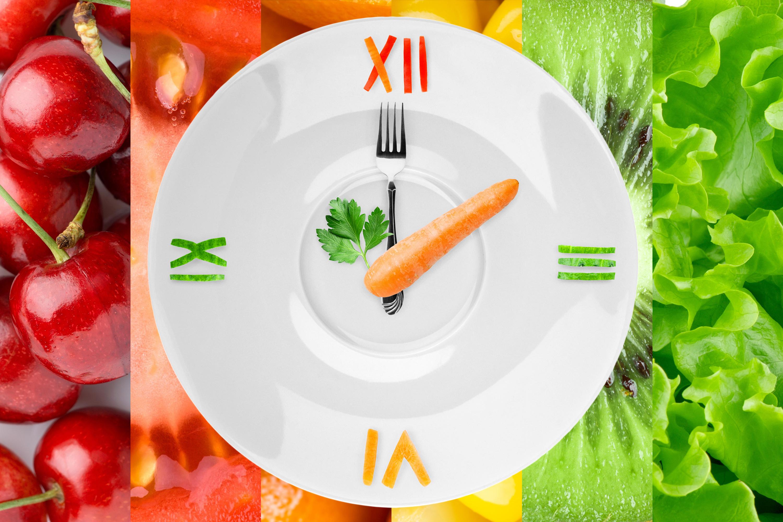 Essen Sie immer nach der Bio-Uhr!