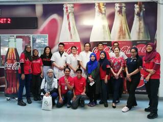 Coca Cola Bottlers Msia FoodSafety & Qeosh Cultural Day 可口可乐(马来西亚)公司食品安全日