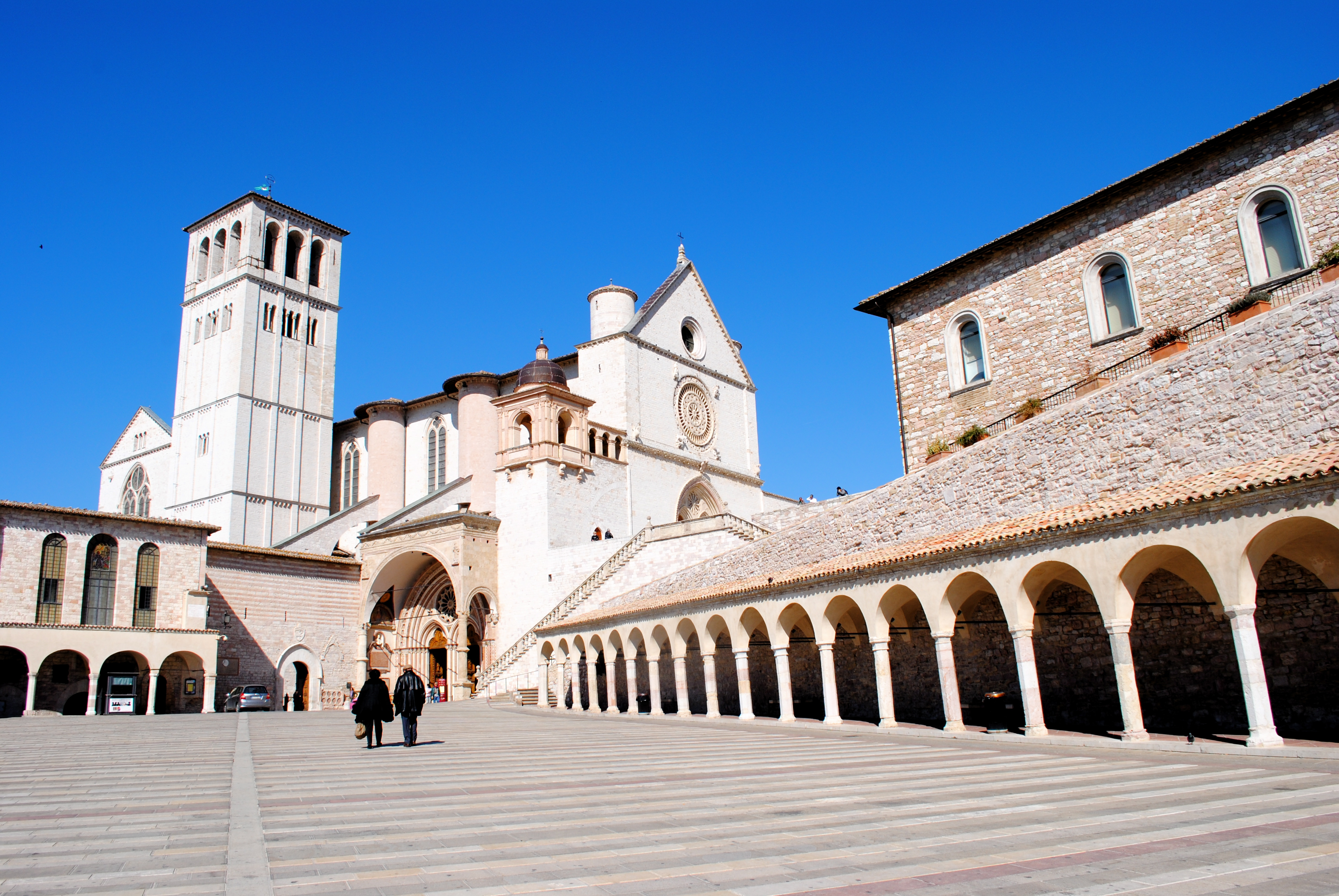 Assisi, Italy, 2012.