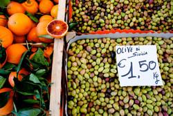 Olives. Camucia, Italy.
