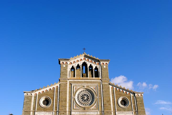 Cortona, Italy. 2012.