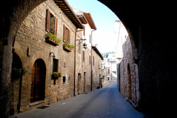 Assisi, Italy. 2012.