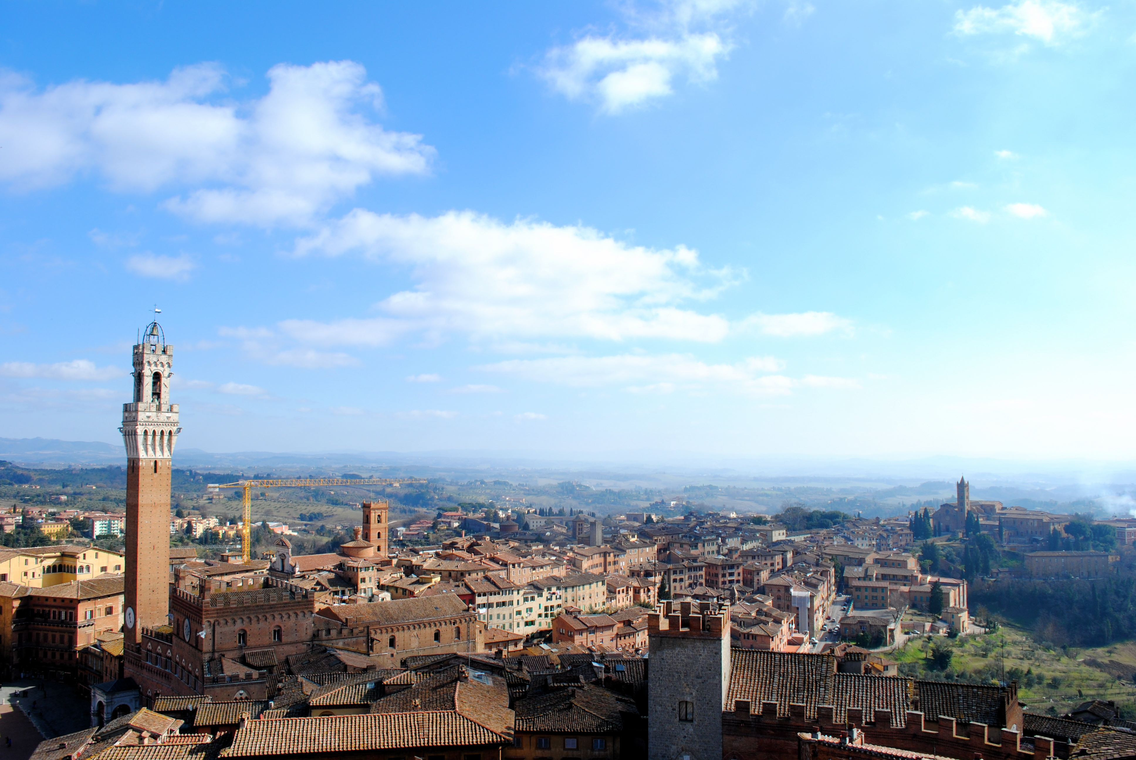 Siena, Italy. 2012.
