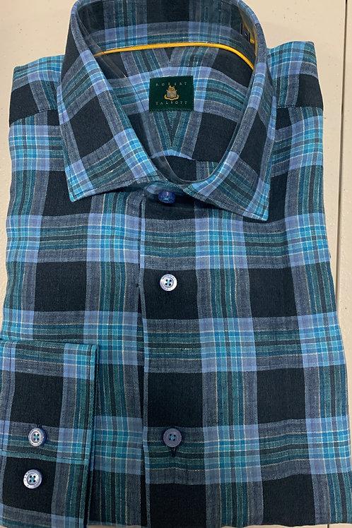 copy of Robert Talbott- Checked Sport Shirt
