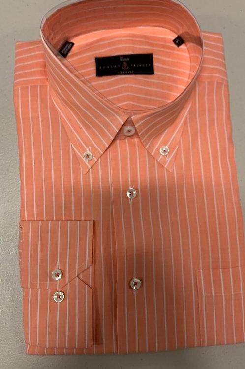 Robert Talbott- Thin Striped Sport Shirt