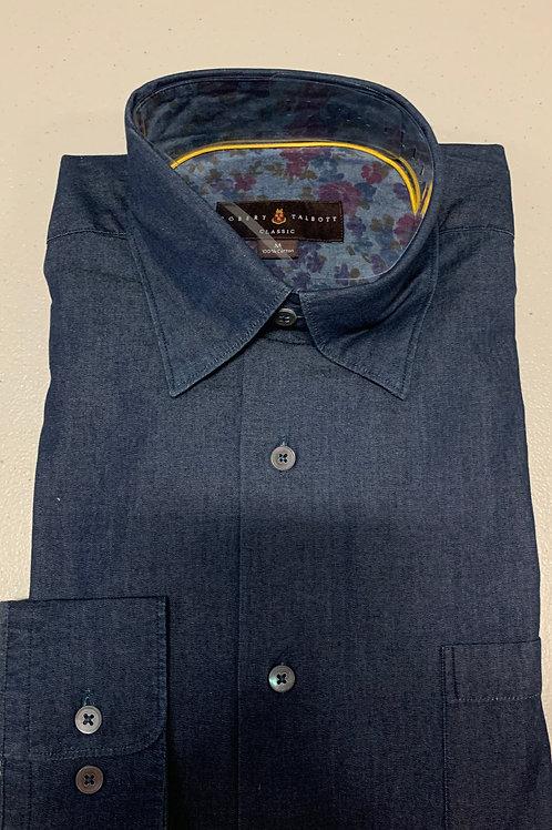 Robert Talbott- DenimSport Shirt