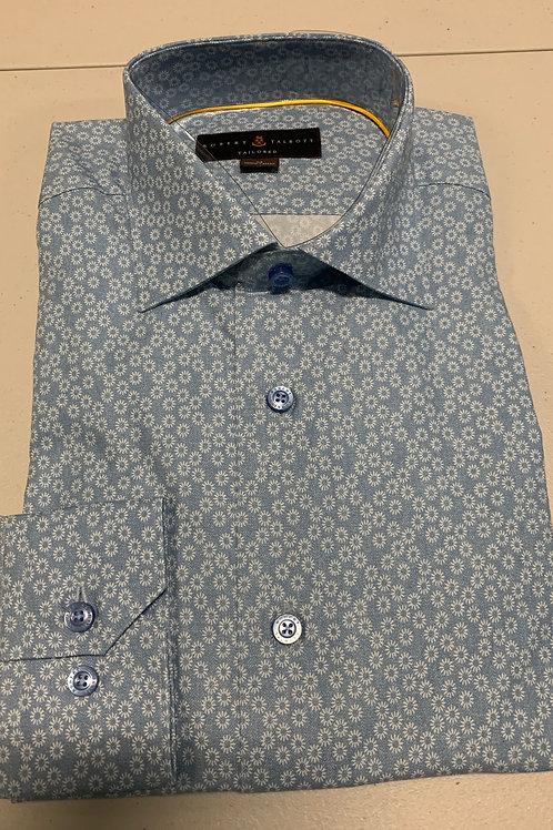 Robert Talbott- Printed Sport Shirt