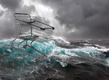Retail's Troubled Waters - Oh, and Macy's...