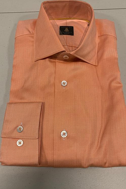 Robert Talbott- Small Print Trim Fit Sport Shirt
