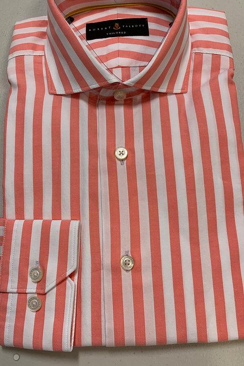 Robert Talbott- Vertical Stipe Sport Shirt