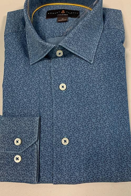 Robert Talbott- Pattern Sport Shirt