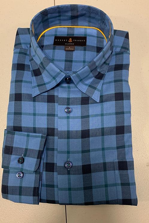 Robert Talbott- Check Sport Shirt