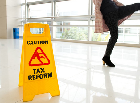 Retail Hopes from Tax Reform Slip