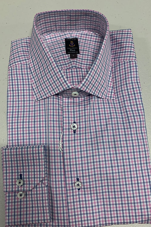 Robert Talbott- Check Sport Shirt