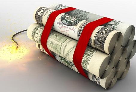 Dynamite Lurking in the Corporate Bond Market
