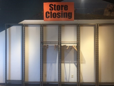 Online Penetration Could Result in 75,000 Store Closures