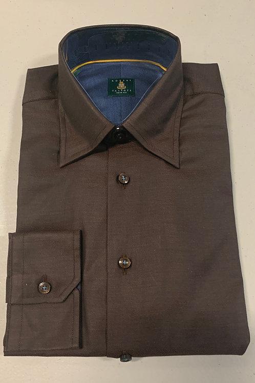 Robert Talbott- Small Design Trim Fit Sport Shirt