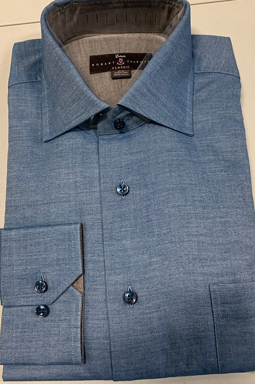 Robert Talbott- Denim Sport Shirt