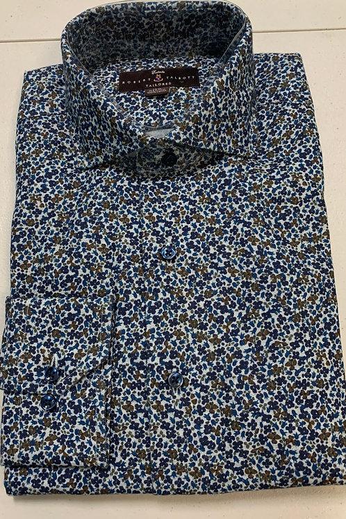 Robert Talbott- Floral Sport Shirt