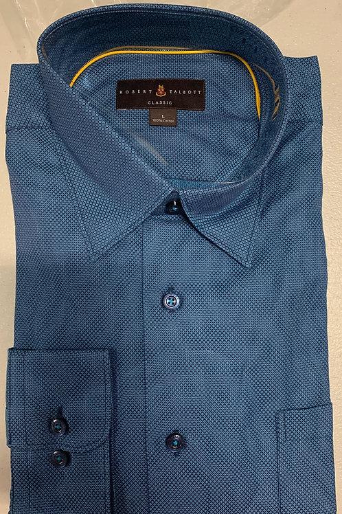 Robert Talbott - Pattern Sport Shirt