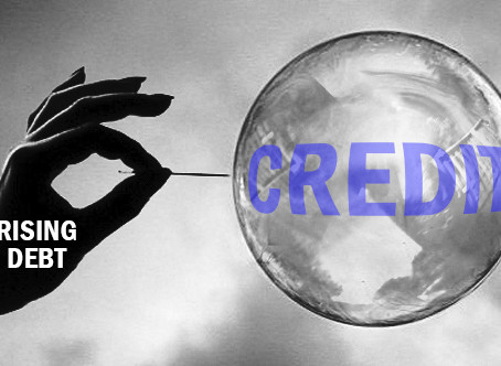 Rising Corporate Debt Fueling a Looming Credit Bubble