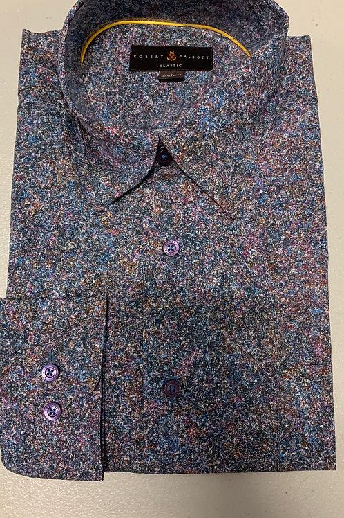 Robert Talbott- Speckled Sport Shirt