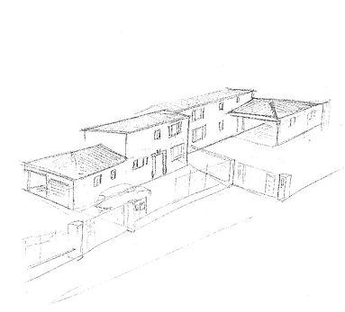 Plan Villa Architecte roquefort ls pins valbonne