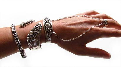 Marina Ring Cuff