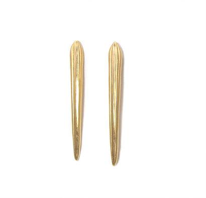 Slender Spear Earrings