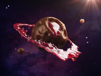 Chocolate planet