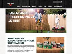 Rambo copy website