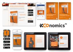 Zakelijke campagne voor Icco
