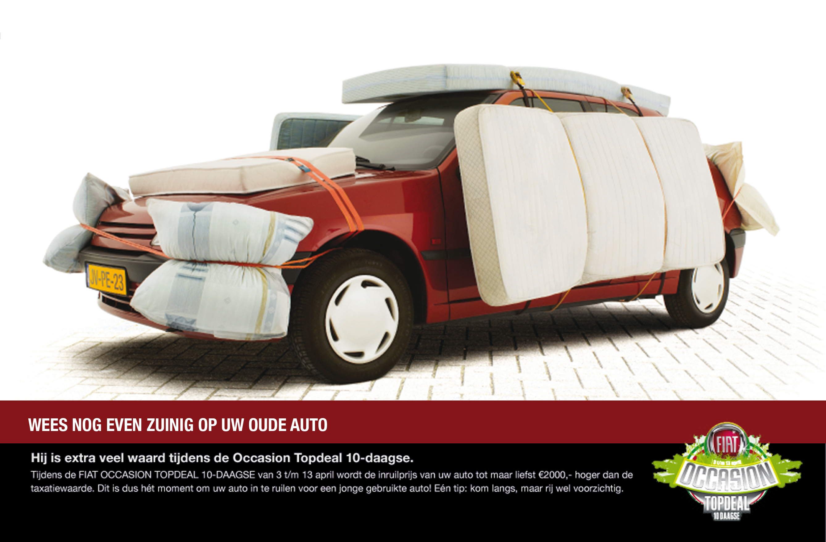 Fiat activatie topdeal-10-daagse