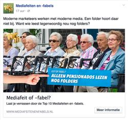 Facebook Campagne Spotta