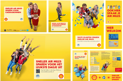 Shell Activatie Airmiles