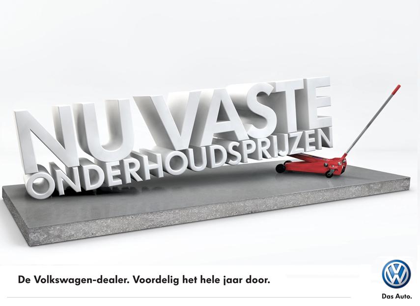 VW activatie garages