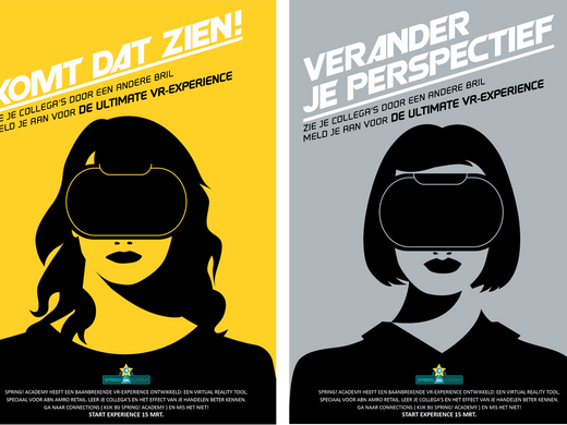 ABN AMRO VR-Experience